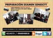 Preparatoria amanecer / examen ser bachiller