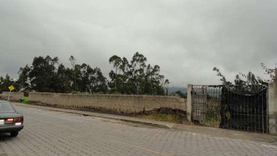 Se vende 3528 m2 en atuntaqui sector urbano canton antonio ante en san ignacio
