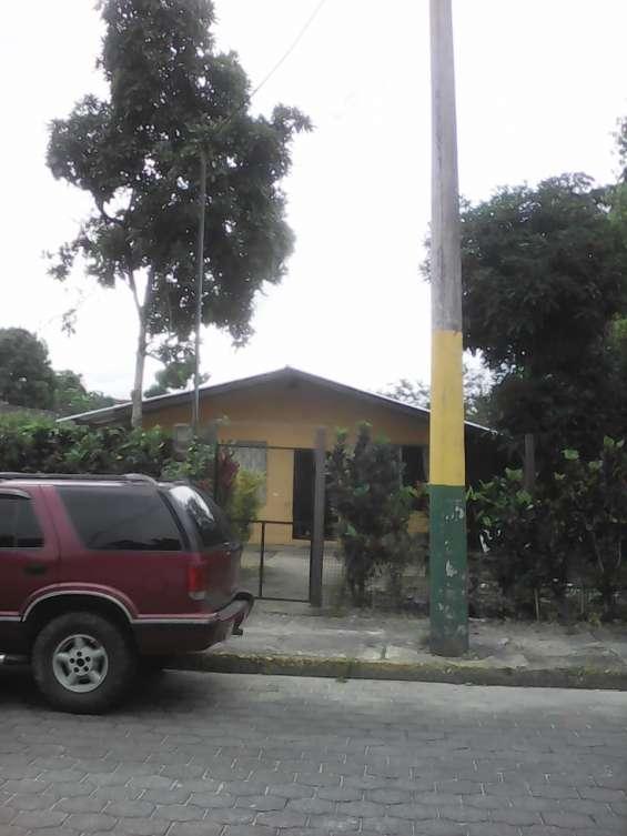 Casa en venta ciudad de tena-napo
