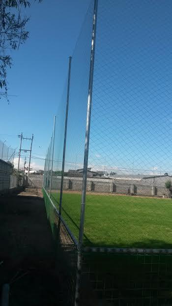 Redes y mallas de canchas de fútbol y tenis excelente calidad