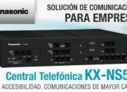 CENTRAL TELEFÓNICA, HIBRIDA, IP NS-500, $780.00