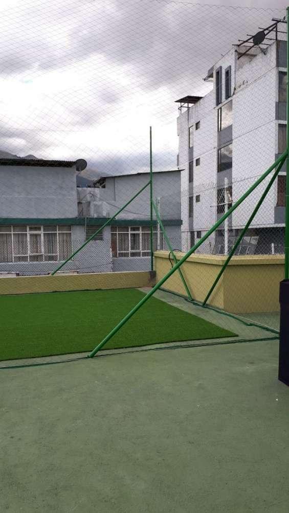 Redes de tenis importados profesionales y entrenamiento