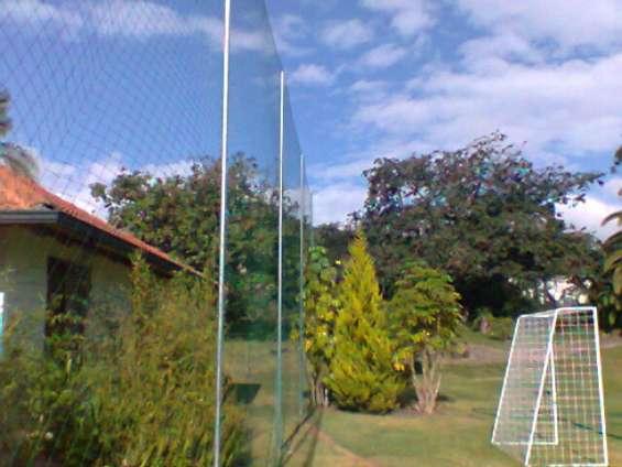 Mallas de fútbol en todas las medidas de su requerimiento