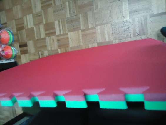 Pisos para guardería en diferentes colores ecuador