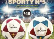 Nueva promoción en balón de fútbol sporty 022526826