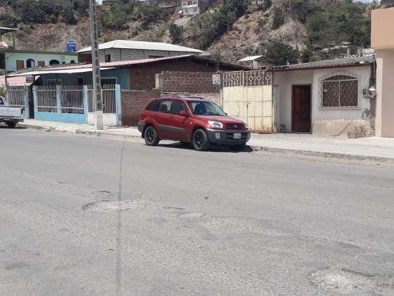 Vendo lote en el centro de catamayo