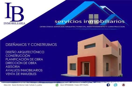 Diseño y construcción de proyectos arquitectónicos