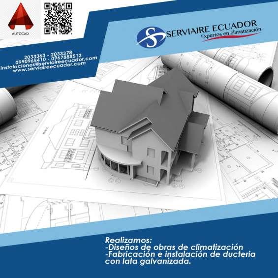 Serviaire ecuador-diseños garantizados
