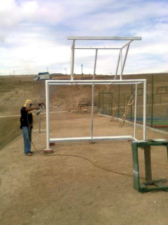 Tableros de basquet mixto en vidrio templado quito ecuador 022526826