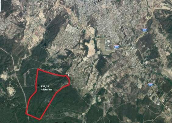 232 hectareas para proyecto de vivienda u urbanizacion
