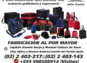Proveedores de maleteria empresarial en ecuador