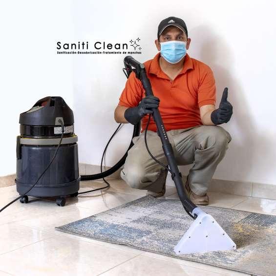 Saniti clean (santa elena)